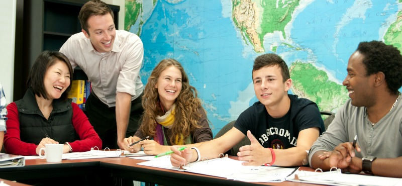Escuelas de inglés en Irlanda