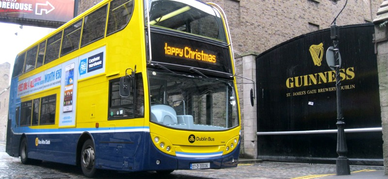 Transfers al aeropuerto de Dublín