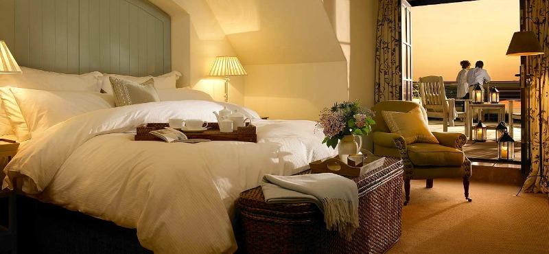 Dónde dormir en Irlanda