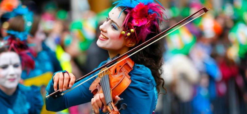 St. Patrick's Day, el día de San Patricio