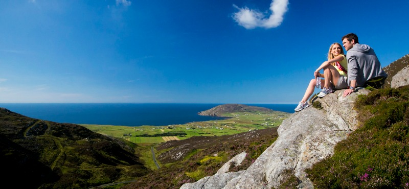 Itinerarios en Irlanda