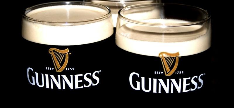 Las cervezas irlandesas
