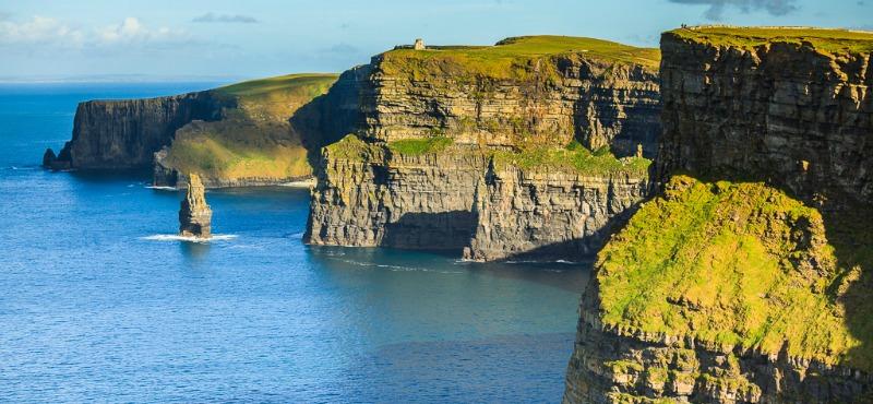 Itinerario de 1 semana en Irlanda