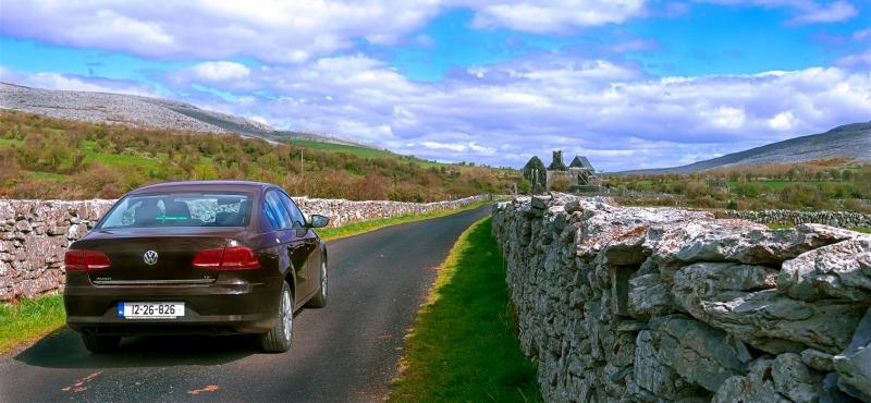 Alquiler de coches en Irlanda
