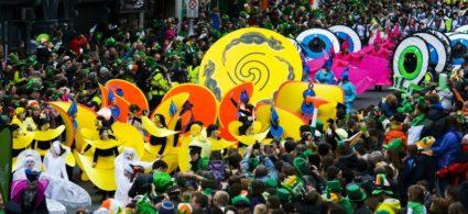 El desfile de San Patricio
