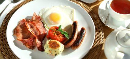 Irish Breakfast, el desayuno irlandés