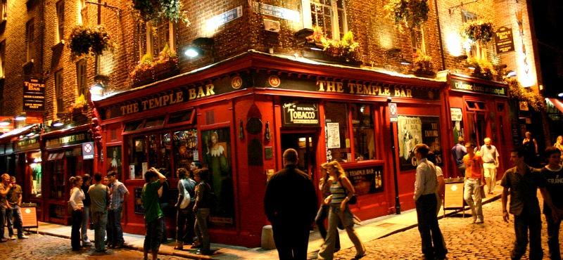 El barrio de Temple Bar